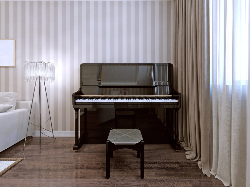 The Best Way to Move and Store Your Piano