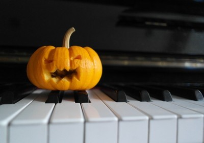 Having a Piano-Friendly Halloween