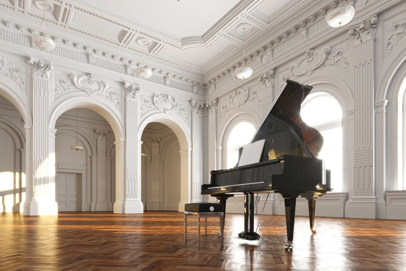 Creating a Piano Room in Your Home