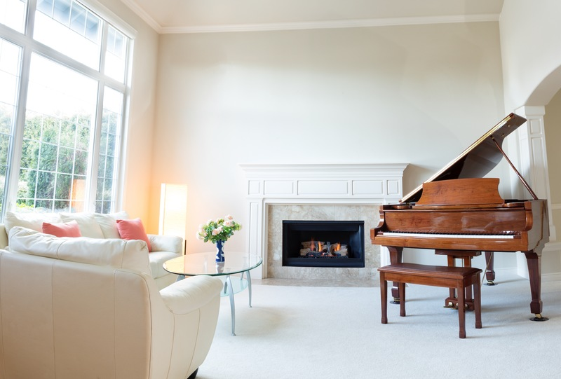 Where Should You Put Your Piano In Your New Home? 5 Tips From Your Houston Piano Moving Pros