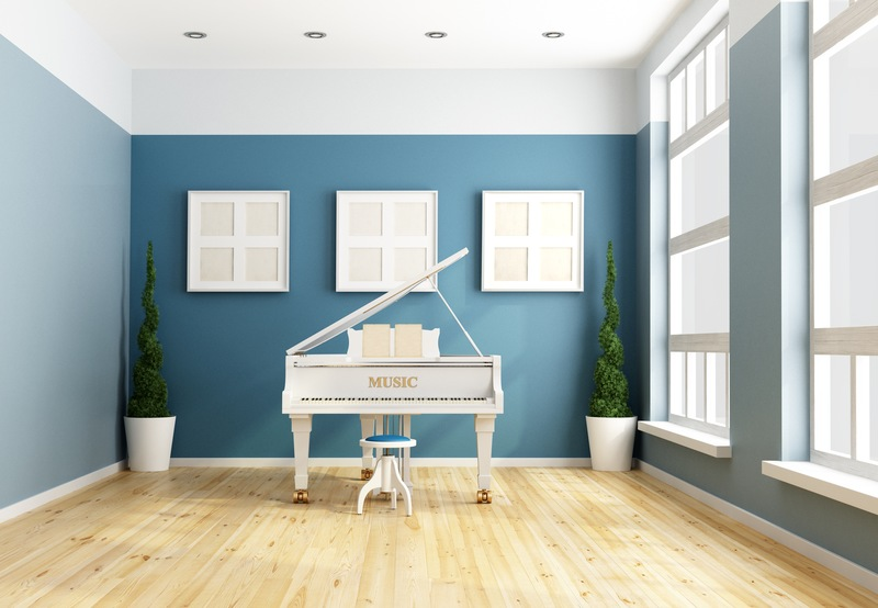 Building a Better Music Room
