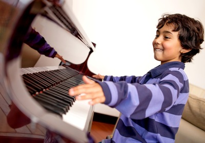 Play Piano for a Strong Musical Foundation