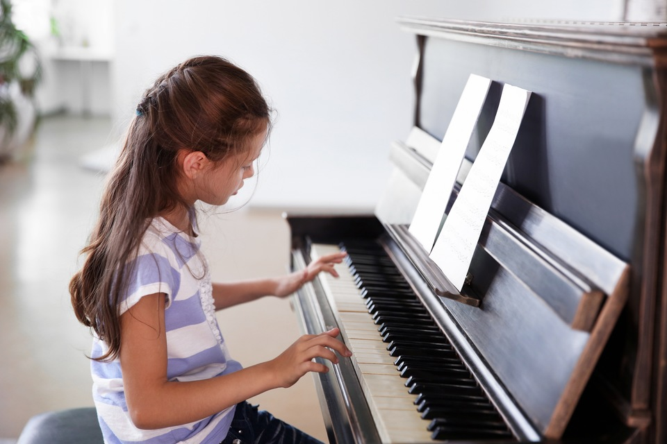 Is Your Child Ready for Piano Lessons?