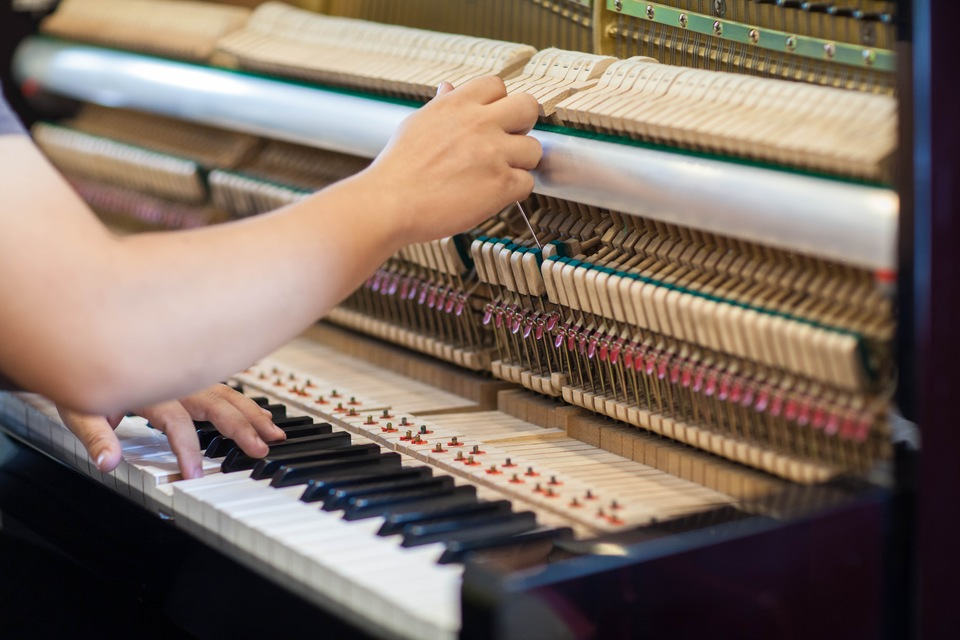 4 Reasons Your Piano is Out of Tune