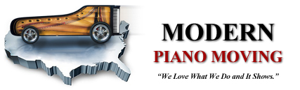Modern Piano Moving